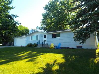 Choteau Single Family Home For Sale: 209 Rice Avenue