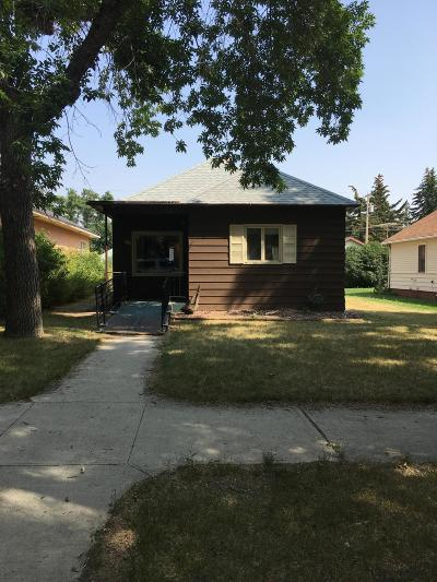 Conrad Single Family Home For Sale: 407 South Delaware Street