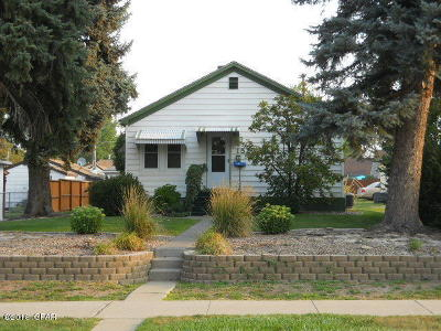Great Falls Single Family Home For Sale: 1523 4th Avenue South