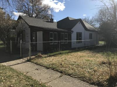 Single Family Home For Sale: 218 2nd Ave S Avenue South
