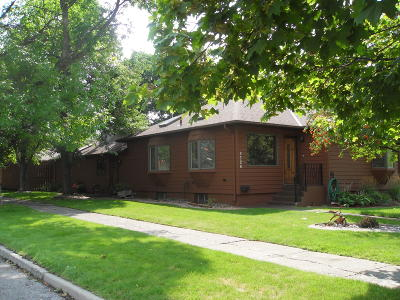 Great Falls Single Family Home For Sale: 2326 2nd Avenue South