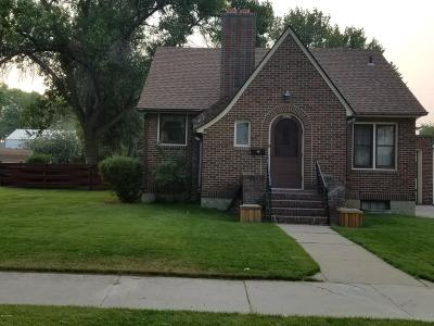 Conrad Single Family Home For Sale: 406 Wisconsin Street South