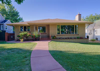 Great Falls Single Family Home For Sale: 2208 Central Avenue
