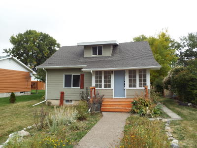 Choteau Single Family Home For Sale: 711 8th Avenue North West
