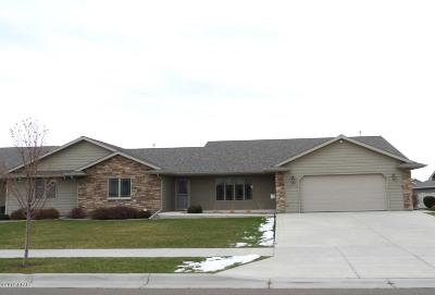 Great Falls Single Family Home For Sale: 1005 37th Avenue North East