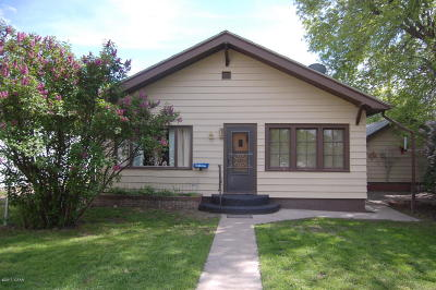 Great Falls Single Family Home For Sale: 920 5th Avenue South