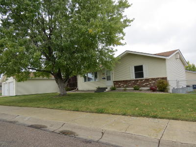 Great Falls  Single Family Home For Sale: 3412 7th Street North East