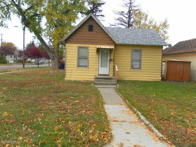 Great Falls Single Family Home For Sale: 701 8 Avenue South