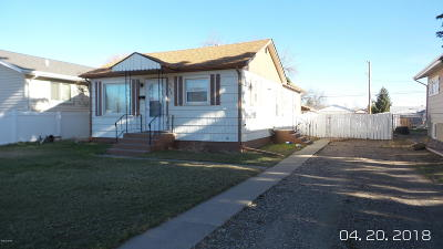 Great Falls Single Family Home For Sale: 3109 8th Avenue North