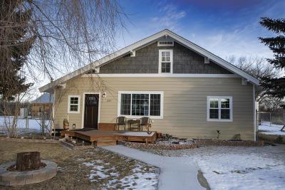Choteau Single Family Home For Sale: 603 3rd Avenue South West