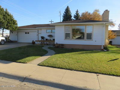 Great Falls MT Single Family Home For Sale: $242,000