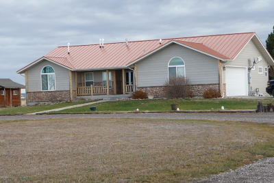 Great Falls, Black Eagle, Belt, Ulm Single Family Home For Sale: 7007 58th Street South West
