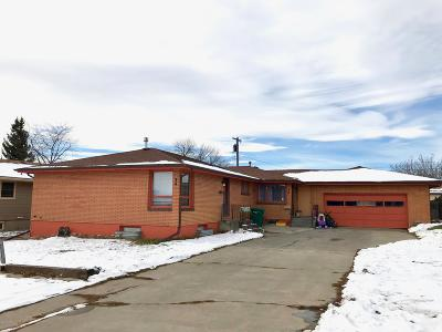 Cascade County, Lewis And Clark County, Teton County Multi Family Home For Sale: 34 - 36 Division Road