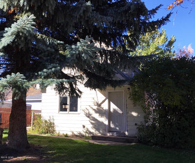 Belt Single Family Home For Sale: 148 A Street