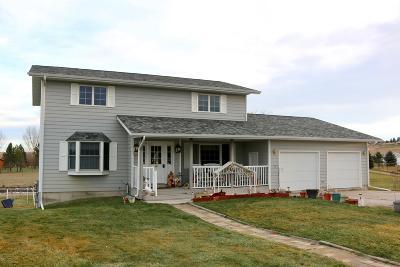 Great Falls, Black Eagle, Belt, Ulm Single Family Home For Sale: 68 Hawk Drive