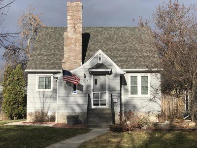 Great Falls Single Family Home Under Contract with Bump Claus: 1623 4th Avenue North