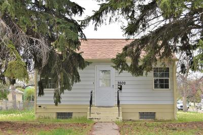 Great Falls Single Family Home For Sale: 3500 2nd Avenue South
