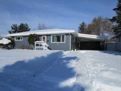 Great Falls Single Family Home For Sale: 229 19th Ave NW