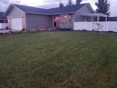 Great Falls Single Family Home For Sale: 1101 38th Avenue North East