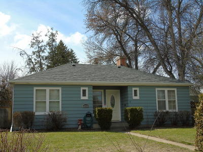 Great Falls Single Family Home For Sale: 2710 2nd Avenue North