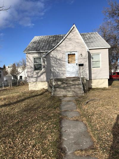 Great Falls Single Family Home For Sale: 1725 7th Avenue North
