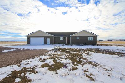 Great Falls Single Family Home For Sale: 14 Meadows Loop