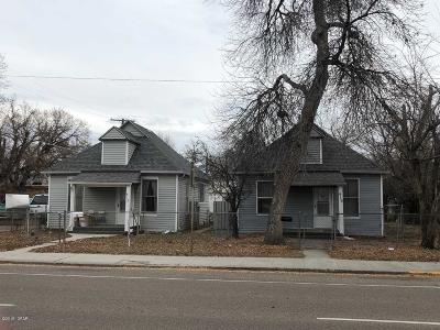 Cascade County, Lewis And Clark County, Teton County Multi Family Home For Sale: 513 5th Street South