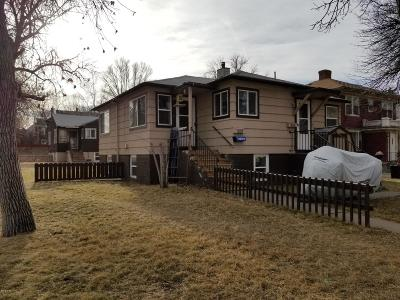 Cascade County, Lewis And Clark County, Teton County Multi Family Home For Sale: 412 9th St N