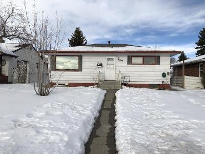 Great Falls Multi Family Home Under Contract Taking Back-Up : 2417-2419 6th Avenue North