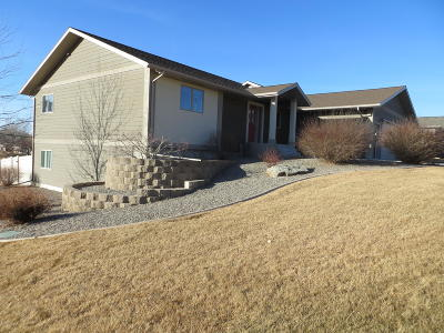 Great Falls Single Family Home For Sale: 3100 Southview Court
