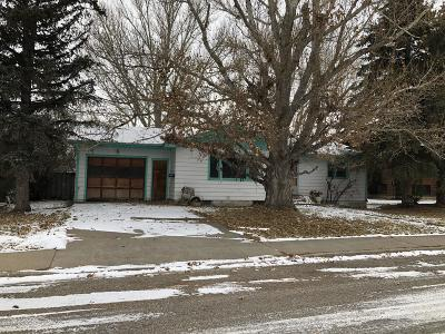 Single Family Home For Sale: 835 Hill Avenue