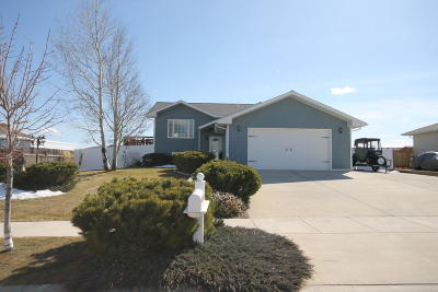 Great Falls Single Family Home For Sale: 300 38th Avenue North East