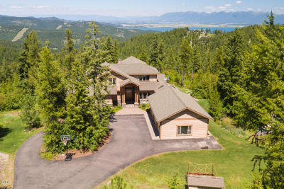 Lakeside Single Family Home For Sale: 550 Blacktail Heights