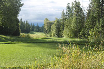Whitefish MT Residential Lots & Land For Sale: $425,000