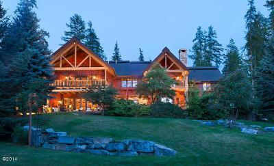 Bigfork Single Family Home For Sale: 21263 Mt Hwy 35