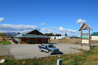Lincoln County Commercial For Sale: 657 U.s. Highway 93 North