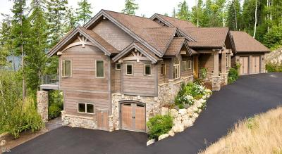 Flathead County Single Family Home For Sale: 3000 Iron Horse Drive
