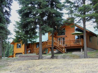 Whitefish Single Family Home For Sale: 4301 Star Meadows Road