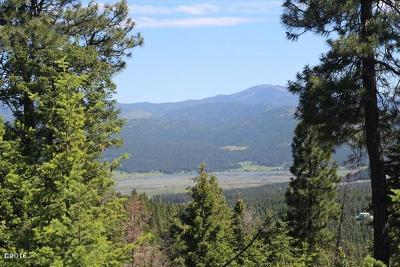 Kalispell Residential Lots & Land For Sale: Nhn Granite Hill North