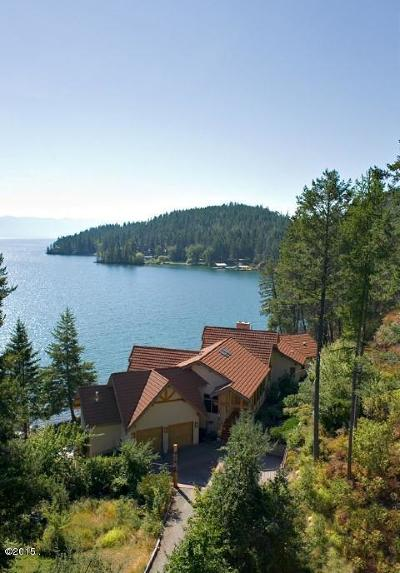 Lakeside Single Family Home For Sale: 335 Hughes Bay Road