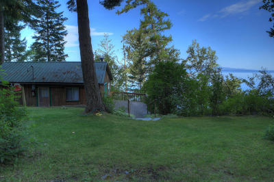 Polson Single Family Home Under Contract Taking Back-Up : 31185 Mt-35