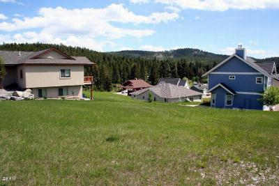 Flathead County Residential Lots & Land For Sale: 155 Saddle Loop