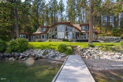 Lakeside Single Family Home For Sale: 793 Lakeside Boulevard