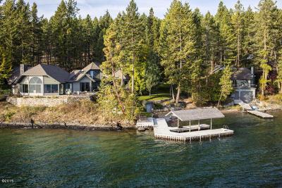 Lakeside Single Family Home For Sale: 275 Tamarack Terrace