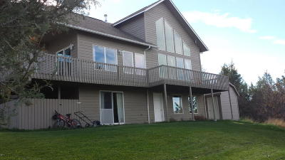 Polson Single Family Home Under Contract with Bump Claus: 39374 Keeler River Road