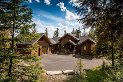 Flathead County Single Family Home Under Contract Taking Back-Up : 249 North Shooting Star Circle