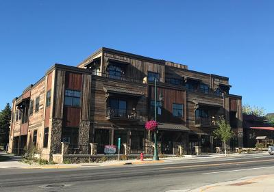 Flathead County Commercial Under Contract Taking Back-Up : 214 East 2nd Street