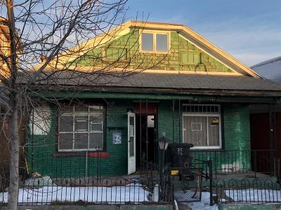 Single Family Home For Sale: 862 South Main Street