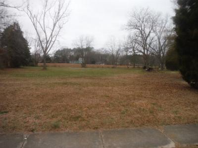 Northampton County Land/Farm For Sale: Tbd N Linden Street