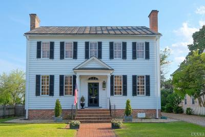 Chowan County Single Family Home For Sale: 105 W King Street